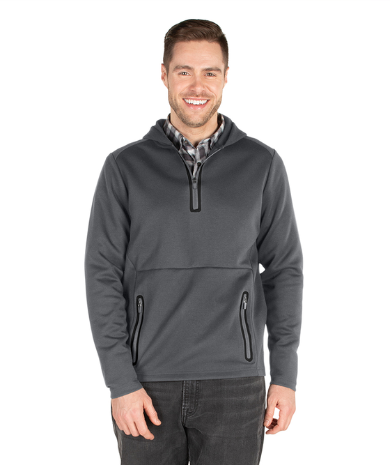 Adult Seaport Quarter Zip Hoodie