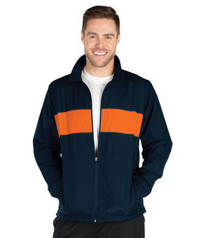 Adult Striped Sideline Jacket