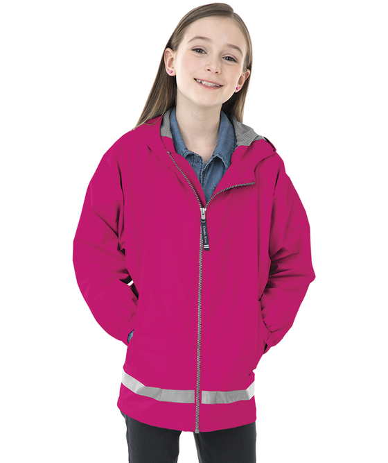 Youth New Englander Rain Jacket