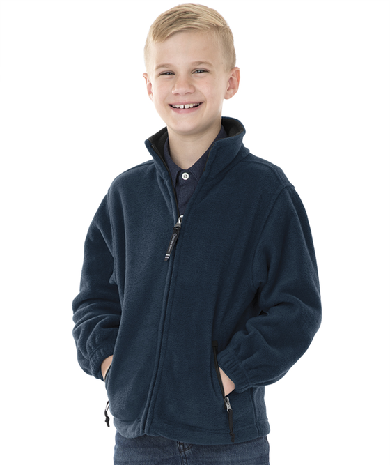 Youth Voyager Fleece Jacket