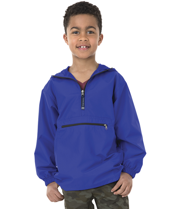 Youth Pack-N-Go Pullover