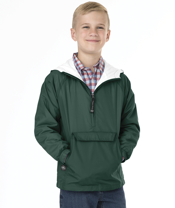 Youth Classic Solid Pullover