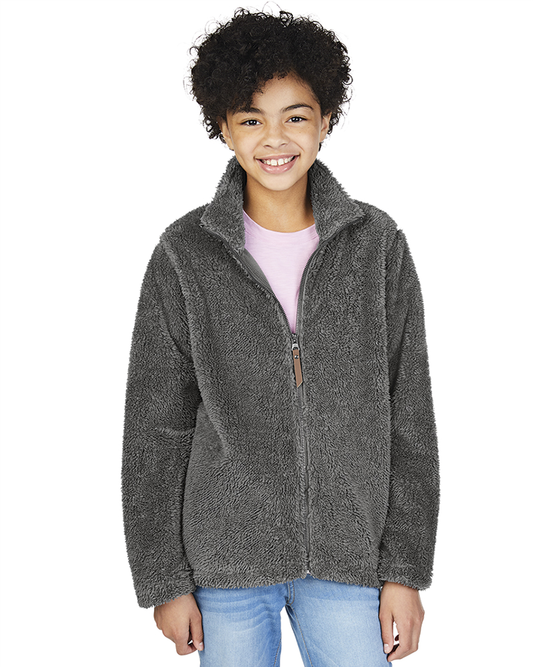 Youth Newport Fleece Jacket