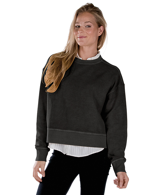 Camden Crew Crop Sweatshirt