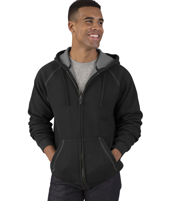 Adult Thermal Bonded Sherpa Sweatshirt