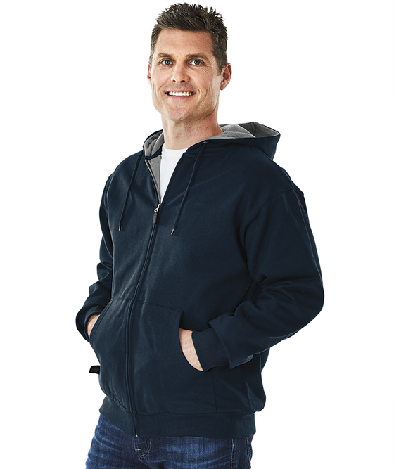 Adult Tradesman Full Zip Sweatshirt