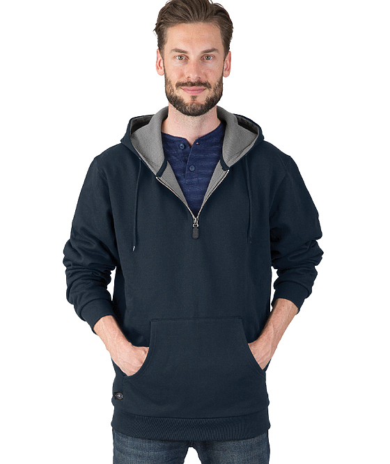Adult Tradesman Quarter Zip Sweatshirt