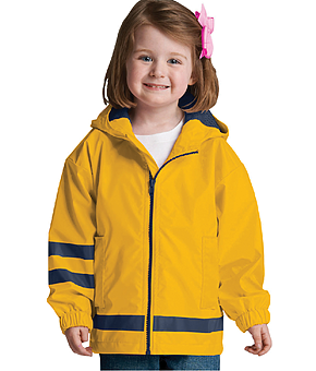 Toddler New Englander Rain Jacket