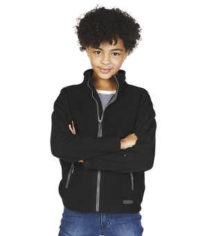 Youth Boundary Fleece Jacket