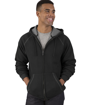 Thermal Bonded Sherpa Sweatshirt