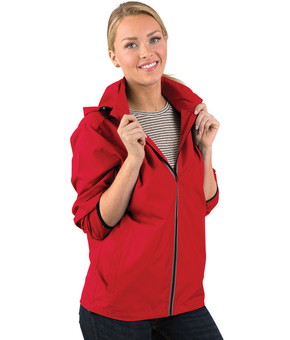 Pack-N-Go Full Zip Reflective Jacket