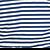 Navy-White Stripe swatch